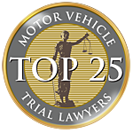 Motor Vehicle Trial Lawyers | Top 25
